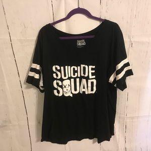 Torrid Suicide Squad Black 3x